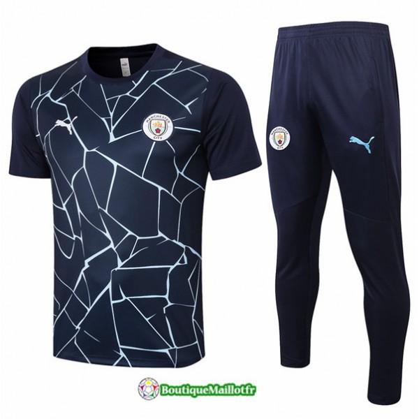 Maillot Kit Entraînement Manchester City 2020 Tra...