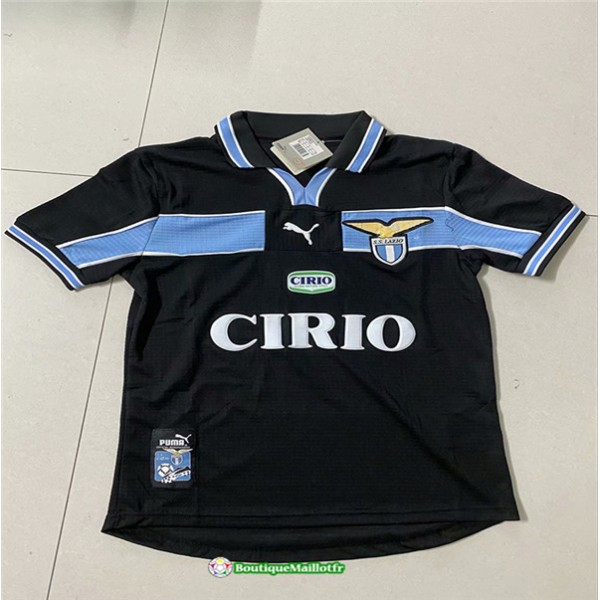 Maillot Lazio Retro 1998 00 Exterieur