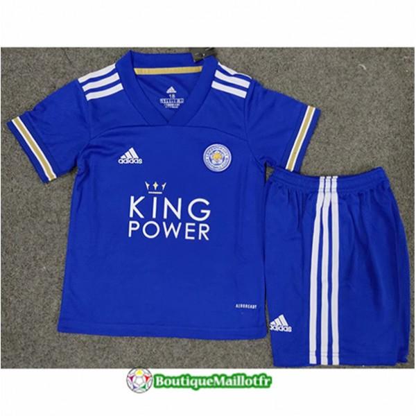 Maillot Leicester City Enfant 2020 Domicile