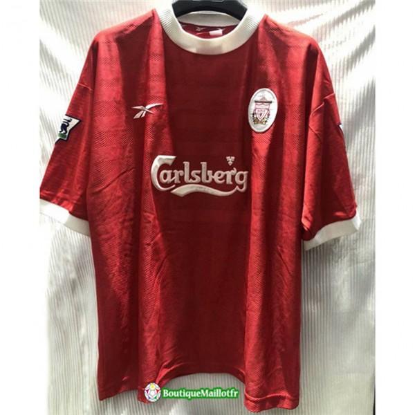 Maillot Liverpool Retro 1998 Domicile
