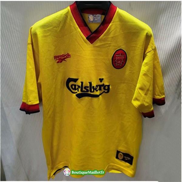 Maillot Liverpool Retro 1998 Exterieur