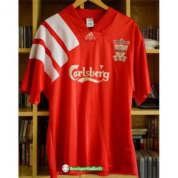 Maillot Liverpool Centenaire Retro 1992 93
