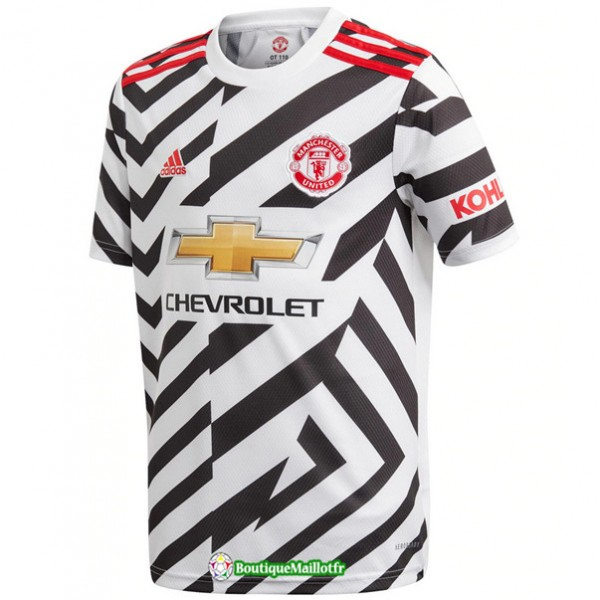 Maillot Manchester United 2020 Third