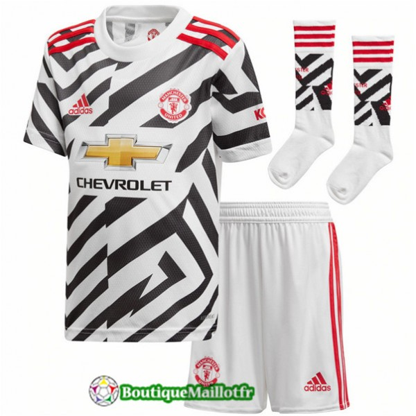 Maillot Manchester United Enfant 2020 Third