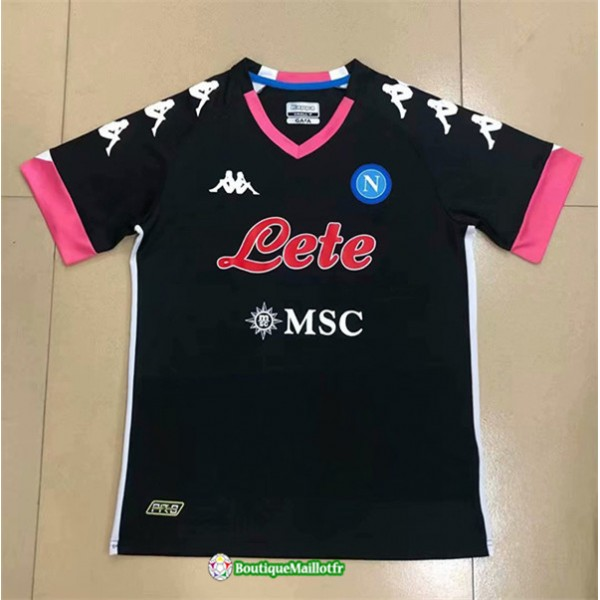 Maillot Naples 2020 Third
