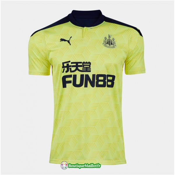 Maillot Newcastle United 2020 Exterieur