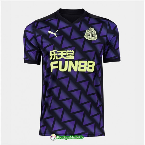 Maillot Newcastle United 2020 Third