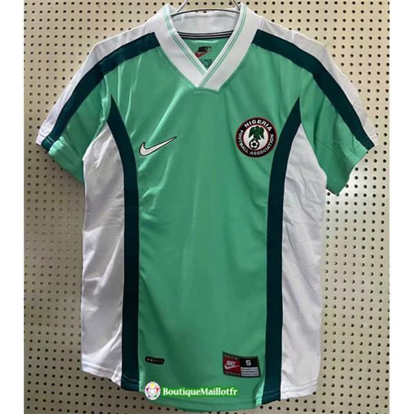 Maillot Nigeria Retro 1998 Domicile