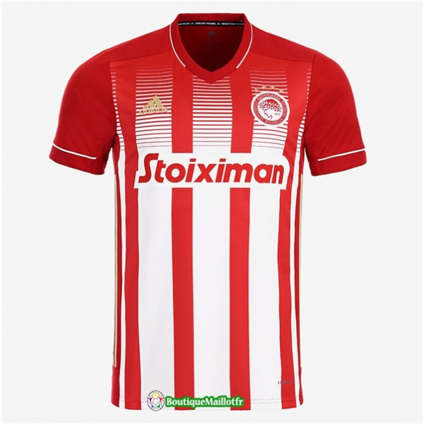 Maillot Olympiakos 2020 Domicile