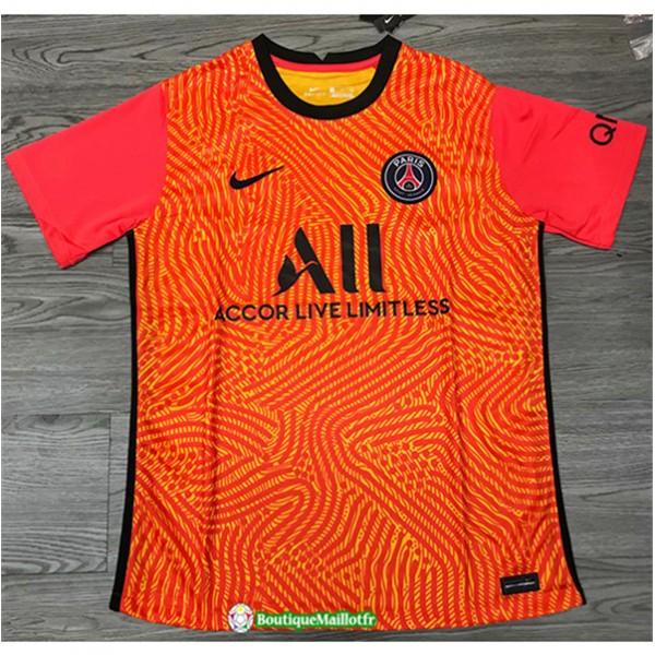 Maillot Psg 2020 Orange