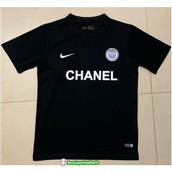 Maillot Psg Paris Chanel Cooperation 2020