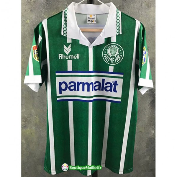 Maillot Palmeiras Retro 1993 1994 Domicile