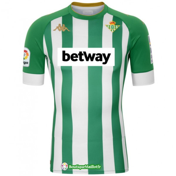 Maillot Real Betis 2020 Domicile