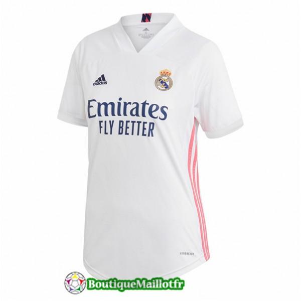 Maillot Real Madrid Femme 2020 Domicile