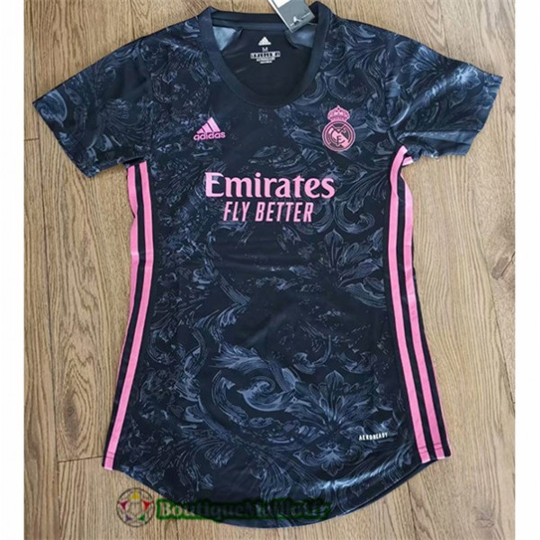 Maillot Real Madrid Femme 2020 Exterieur
