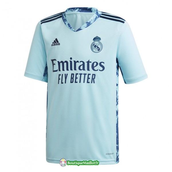 Maillot Real Madrid Gardien De But 2020 Bleu