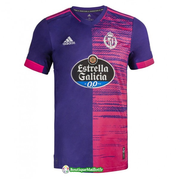 Maillot Real Valladolid 2020 Exterieur