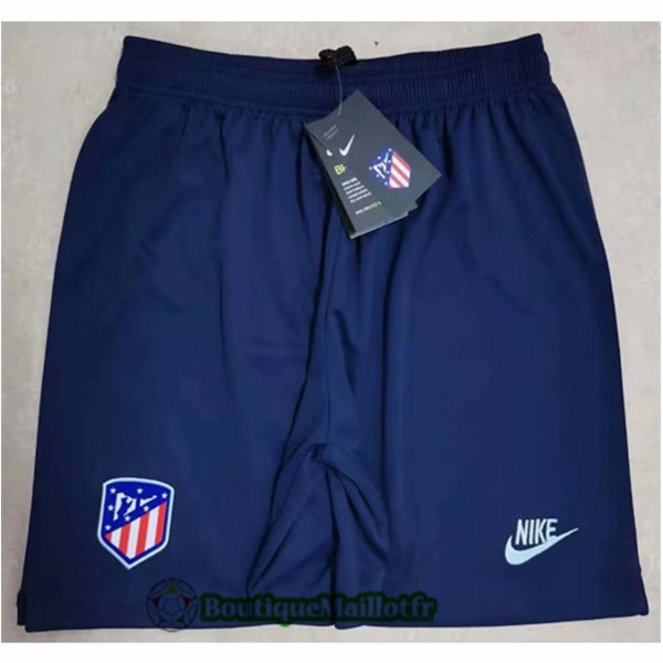 Maillot Short Atletico Madrid 2020 Third