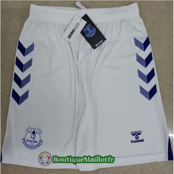 Maillot Short Everton 2020 Domicile