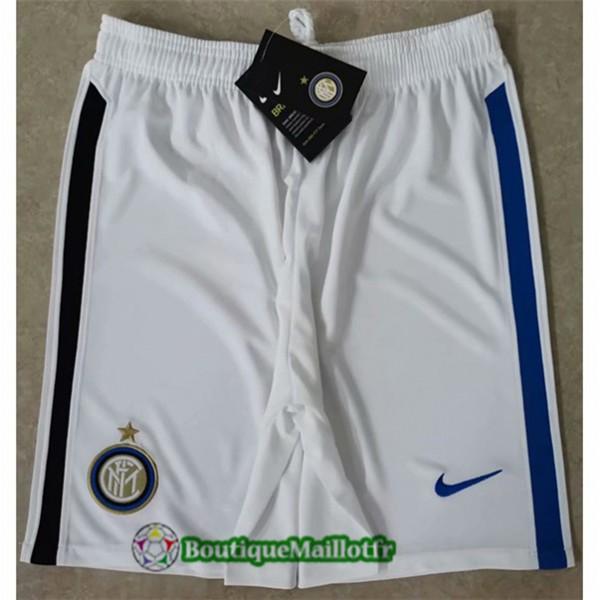 Maillot Short Inter Milan 2020 Exterieur