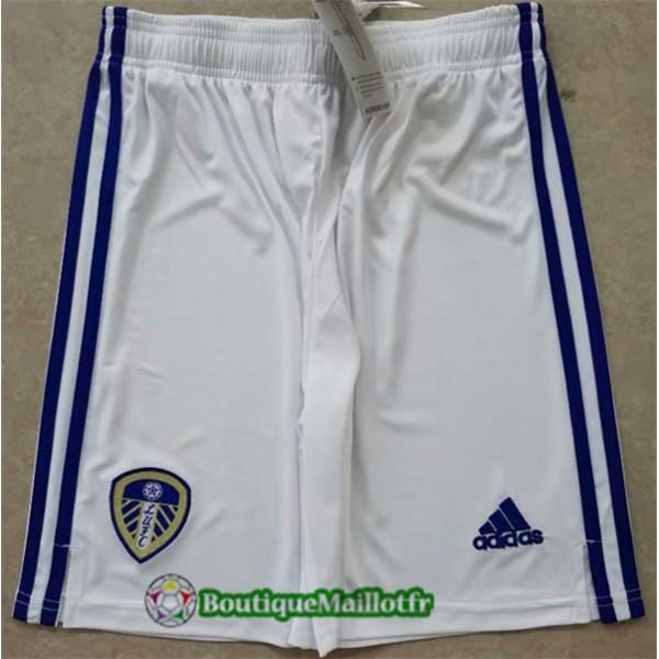 Maillot Short Leeds United 2020 Domicile
