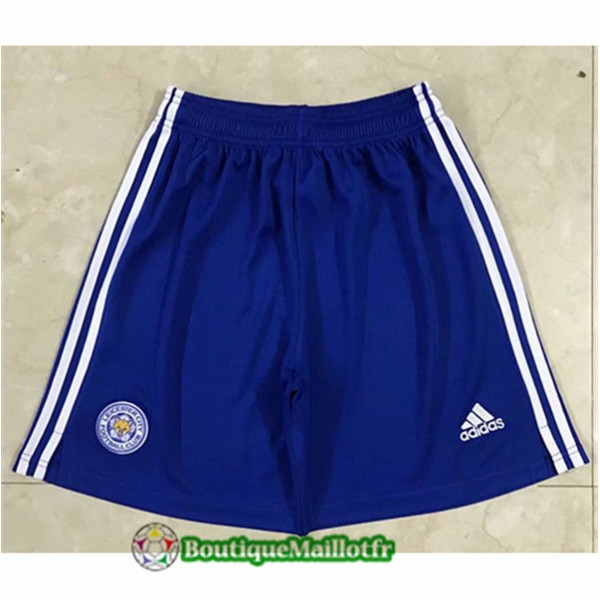 Maillot Short Leicester City 2020 Domicile