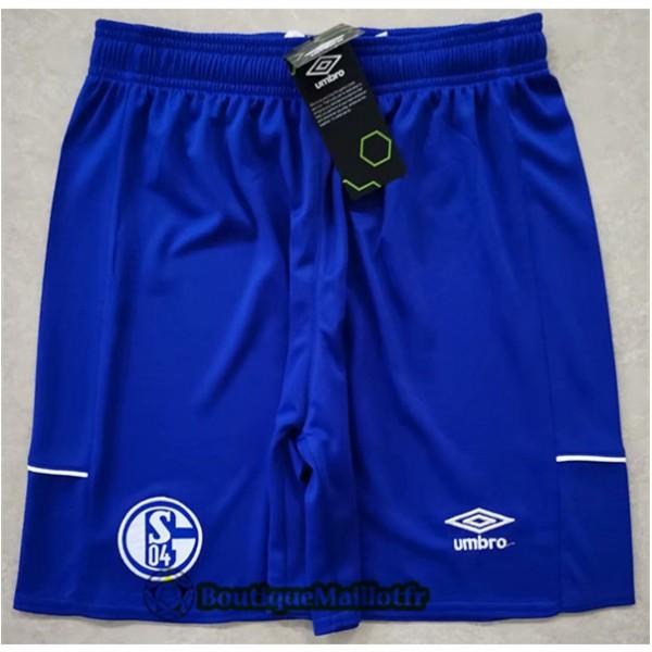 Maillot Short Schalke 04 2020 Domicile