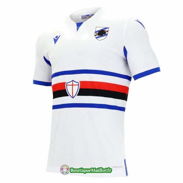 Maillot Uc Sampdoria 2020 Exterieur