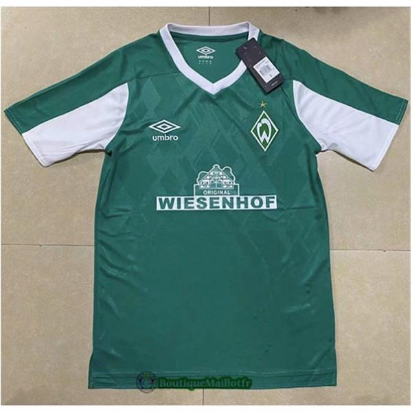 Maillot Werder Brême 2020 Domicile