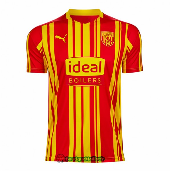 Maillot West Bromwich Albion 2020 Third