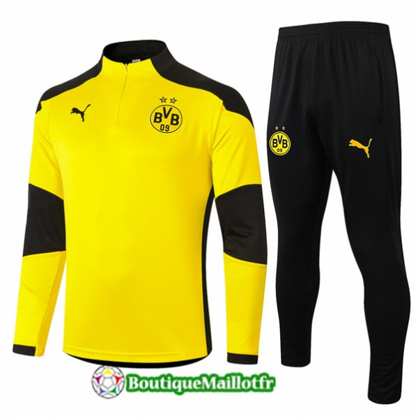 Survetement Borussia Dortmund 2020 Jaune