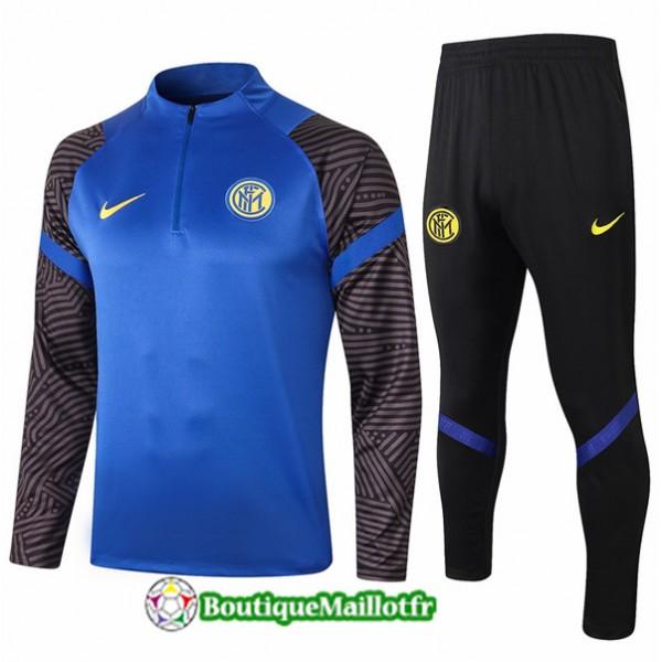 Survetement Inter Milan 2020 Bleu