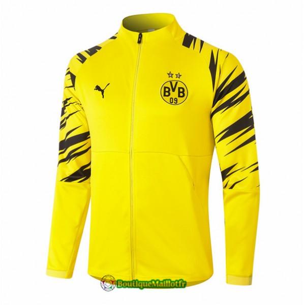 Veste Borussia Dortmund 2020 Jaune
