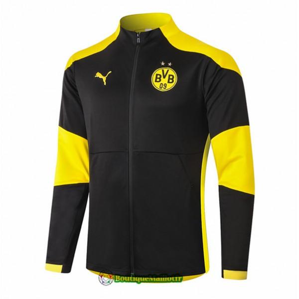 Veste Borussia Dortmund 2020 Noir