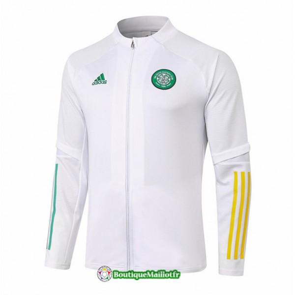 Veste Celtic 2020 Blanc