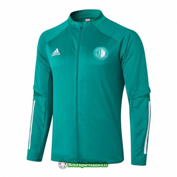 Veste Feyenoord 2020 Vert