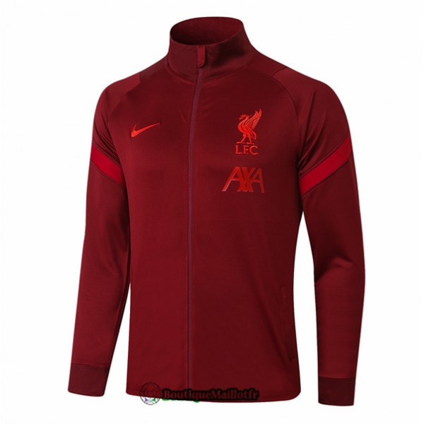 Veste Liverpool 2020 Rouge