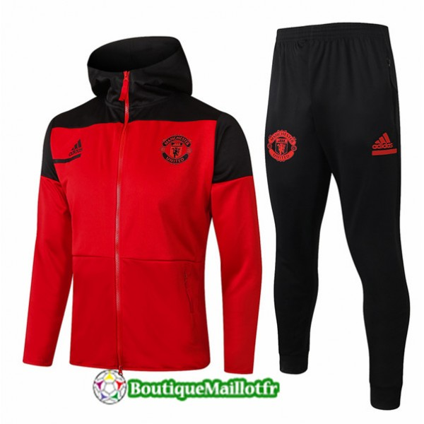 Veste Survetement Manchester United Enfant 2020 à...