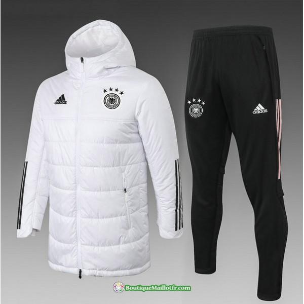 Doudoune Allemagne 2020 2021 Blanc