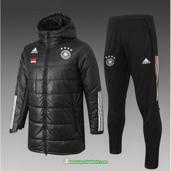 Doudoune Allemagne 2020 2021 Noir