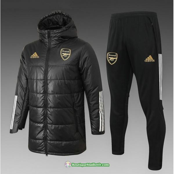 Doudoune Arsenal 2020 2021 Noir