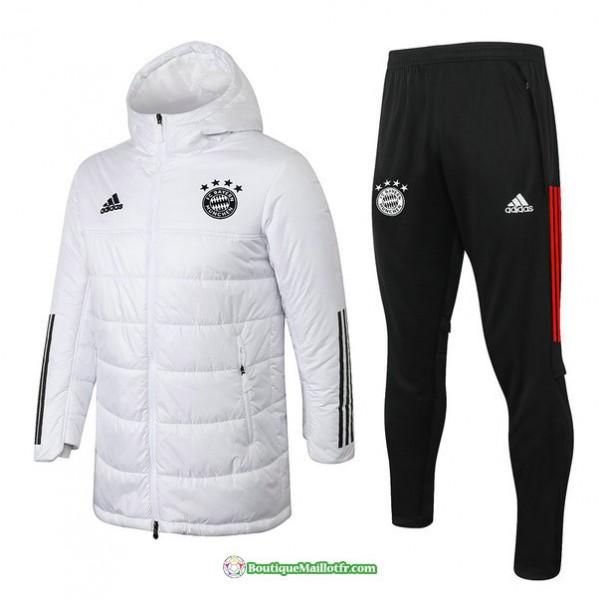Doudoune Bayern Munich 2020 2021 Blanc