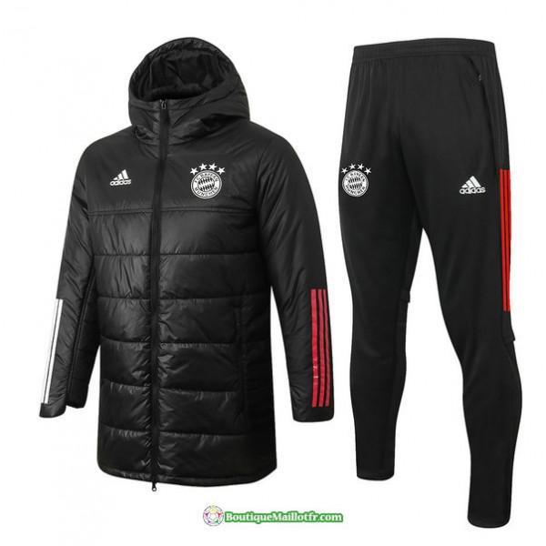 Doudoune Bayern Munich 2020 2021 Noir