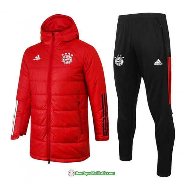 Doudoune Bayern Munich 2020 2021 Rouge