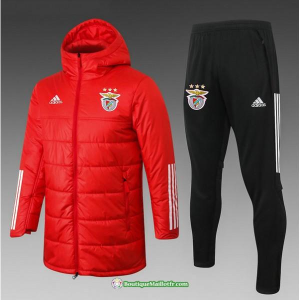 Doudoune Benfica 2020 2021 Rouge