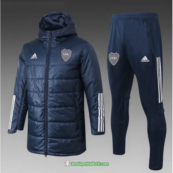 Doudoune Boca Juniors 2020 2021 Bleu Marine