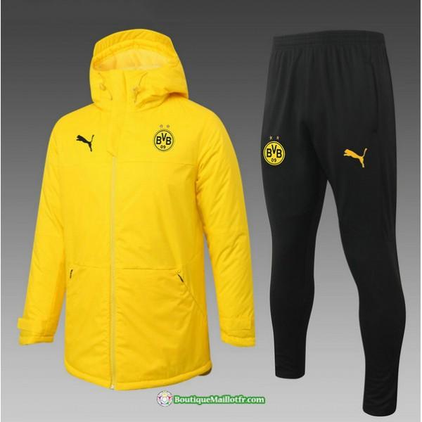 Doudoune Borussia Dortmund 2020 2021 Jaune