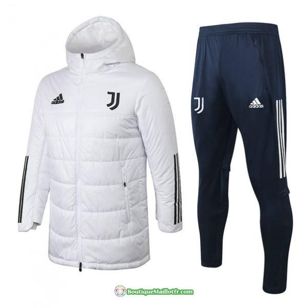 Doudoune Juventus 2020 2021 Blanc
