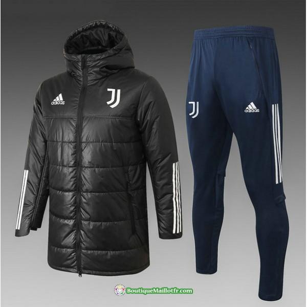 Doudoune Juventus 2020 2021 Noir