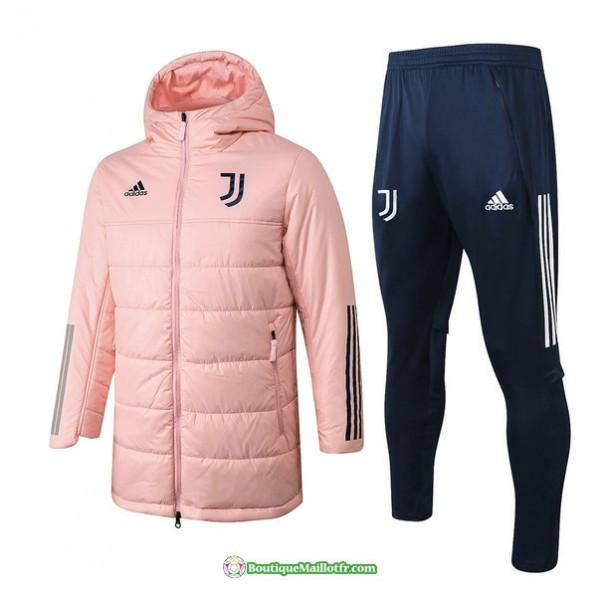 Doudoune Juventus 2020 2021 Rose